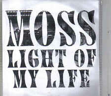 Moss- Light of my Life Promo cd single