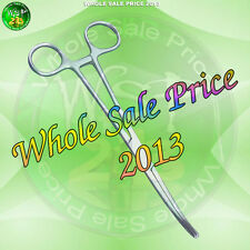 """10""""Curved Forceps Stainless Steel Carp Pike Sea Fishing"""