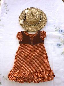 American Girl Josefina Summer Riding Outfit
