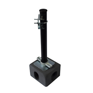 Shipping Containers Utility Pole CCTV, Light Fitting and Accessories Fixing