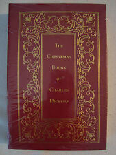 THE CHRISTMAS BOOKS OF CHARLES DICKENS NEW SEALED