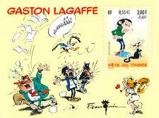 DAN - Timbre de France Bloc N° 34 NEUF LUXE** Lagaffe