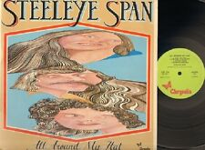 STEELEYE SPAN All Around My Hat LP NMINT 1975