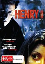 Henry 02 - Portrait Of A Serial Killer (DVD, 2007)-FREE POSTAGE