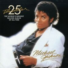Jackson,Michael - Thriller-25th Anniversary Edition (CD NEUF)