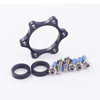 Front Boost Hub Adapter Thru Axle 15mm x 100mm to 110mm for Boost Spaced Frames