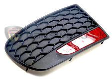 MK2B FIAT PUNTO 03-esterno dell' intersezione sinistra paraurti posteriore taglia & Riflettore 735362640 AUTENTICO