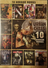 Urban Chills: 10 Horror Movies (DVD, 2013) Brand New Sealed