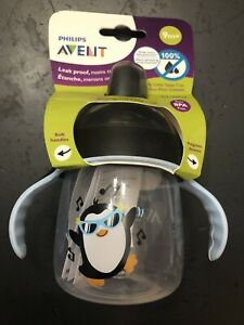 Philips Avent Penguin Hard Spout Sippy Cup 9m+
