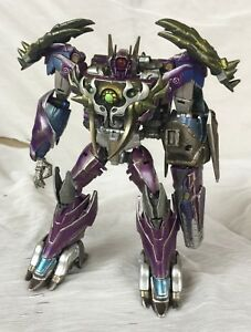 Custom Transformer Prime Beast Hunter Shockwave Voyager Class Takara Tomy G13