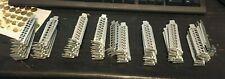 80 pcs PC  PCI Slot Bracket Cover Plate Blank Filler LOW PROFILE LOOK
