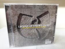 Wu - Tang Clan Legend of Wu - Tang Clan CD Nuovo Sigillato