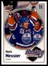 2009-10 Upper Deck Hockey Heroes Mark Messier Mark Messier #HH23