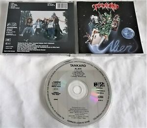 Tankard Alien Holy Moses Xentrix Hellhammer DevilDriver Legion of the Damned