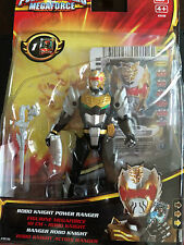 Power Rangers Megaforce Robo knight action figure with morpher reading card