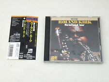 ROLAND KIRK - THE INFLATED TEAR - CD ATLANTIC JAPAN 1988 WITH OBI AMCY 1012
