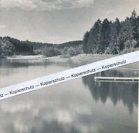 Schwäbisch Gmünd - Freibad - Schwimmbad - 1955 oder früher ?