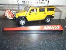 "Ninco 50457 Hummer H2 ""yellow""  BNIB"