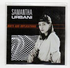 (IC500) Samantha Urbani, Hints & Implications - 2017 DJ CD
