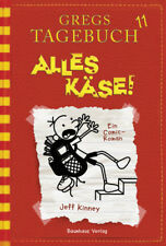 Gregs Tagebuch 11 - Alles Käse!  Gregs Tagebuch  Ill. v. Kinney, Jeff  Über ...