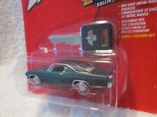 1965 Chevy Impala chevy thunder w/ key green #29  2005 1/64 JL  johnny lightning