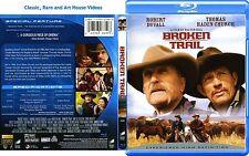 Broken Trail ~ New Blu-ray ~ Robert Duvall, Thomas Haden Church (2006)