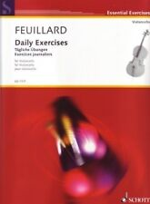FEUILLARD DAILY EXERCISES Cello