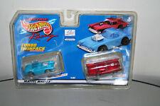 Tyco-Mattel : Doppelpack Corvette und T-Bird Artnr. 96627