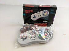 InterAct Superpad Controller (Nintendo SNES) Brand New Super Nintendo