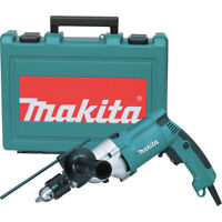 Makita 3/4 in. Variable-Speed Hammer Drill w/ Case HP2050R Certified Refurbished