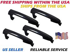 QSC Outside Exterior Door Handle Set for HYUNDAI SONATA  2005-2010 4 PCS