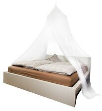 Feinmaschiges mosquitera mosquito-red XXL red contra insectos insectos cama doble-Red