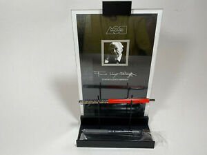 ACME Studio FRANK LLOYD WRIGHT Mechanical Architects Pencil with Display NEW