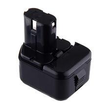 12V 3.0AH 3000mAh Ni-MH Battery for HITACHI 12 Volt Cordless Drill Power Tool