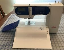 """Elna Lotus Sewing Machine  """"Also A Great Travel Machine"""" Slightly Used Demo"""