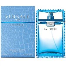 Versace  Eau Fraiche Eau De Toilette 200ml / 6.7oz Spray Men NIB