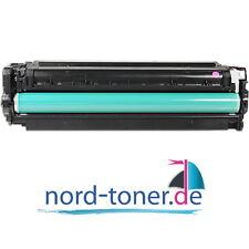 Magenta Toner Premium für HP Color LaserJet CP 2025 N CC533A von nord-toner