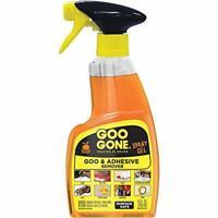 Goo Gone Original Spray Gel - Removes Grease, Tar, Stickers, Labels, 12 fl. oz
