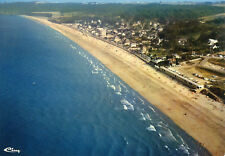 Carte PLERIN Les Rosaires Vue panoramique aérienne de la plage
