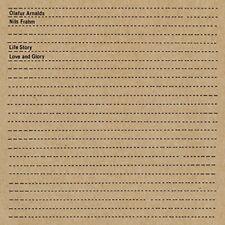 OLAFUR ARNALDS & NILS FRAHM - LIFE STORY LOVE AND GLORY  VINYL LP SINGLE NEW!