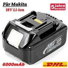 Für Makita BL1850 18V 6,0Ah Ersatz Akku LXT Li-Ion BL1830 BL1840 BL1860 Batterie