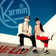 Hello by Karmin (CD, May-2012, Epic)