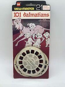 Disney vintage GAF View Master 101 dalmations