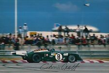 Chris Craft Hand Signed Le Mans 12x8 Photo 1.