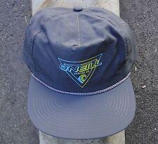 O'neill Surfing Co. M Cruiser Gray Nylon Snapback Hat CapHTONE-3