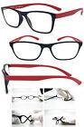Memory ULTEM High End Material Frame Clear Lens Reading Glasses 1.00 to 4.00