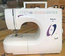 Silver 302 Sewing Machine
