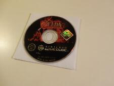 Nintendo Game cube the legend of Zelda Ocarina of Time Master Quest-Bonus Disc
