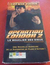 VHS Movie Opération Condor 2 Le Bouclier des Dieux Version Française !