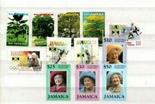 A Good Cat Value Jamaican 2000 mint and used group